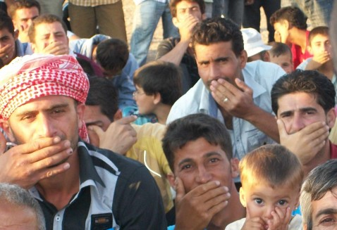 Turkey Silences Syrian Refugees' Stories