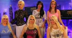 Turkey's Islamic Creationist TV Babes