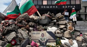 With Many Despairing, Bulgaria Heads to Polls