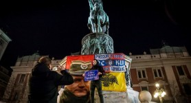 Hailing War Criminals, Serbs Shun Reflection
