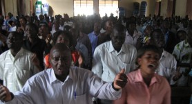American Evangelicals in South Sudan