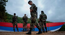 Kosovo's Serbs Pressed to End Autonomy Push
