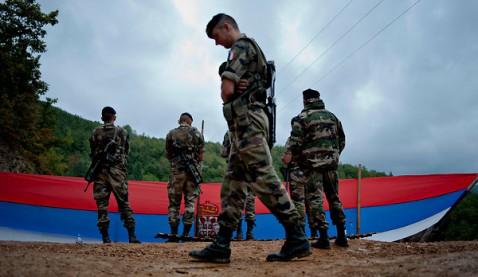 Kosovo's Serbs Pressed to End Autonomy Push