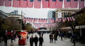 That Crush at Kosovo's Business Door? The Return of U.S. Heroes