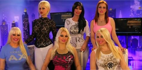 Turkey's Islamic Creationist TV Babes